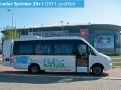 Mercedes Sprinter 20+1 2011 01