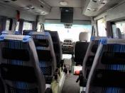 00 Sprinter bus 16 lux - unutra