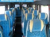 Mercedes Sprinter 20+1 2011 03
