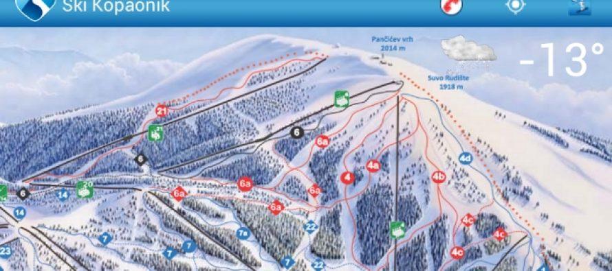 Uhvati snežni talas i osvoji ski pass