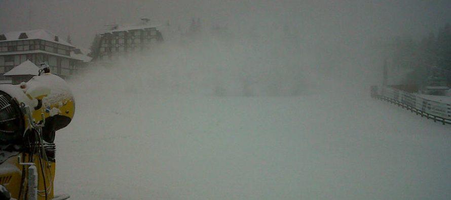 "Ponovo ""veje"" sneg na Kopaoniku"