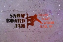 Burn That Wooden Rail – Ski opening 2012