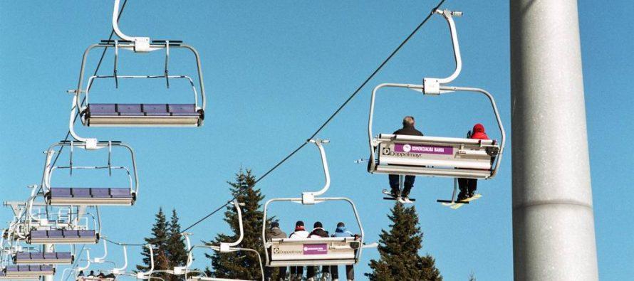 Prvomajsko skijanje na Karaman Grebenu