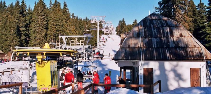 Prvi dan skijanja – otvorena sezona