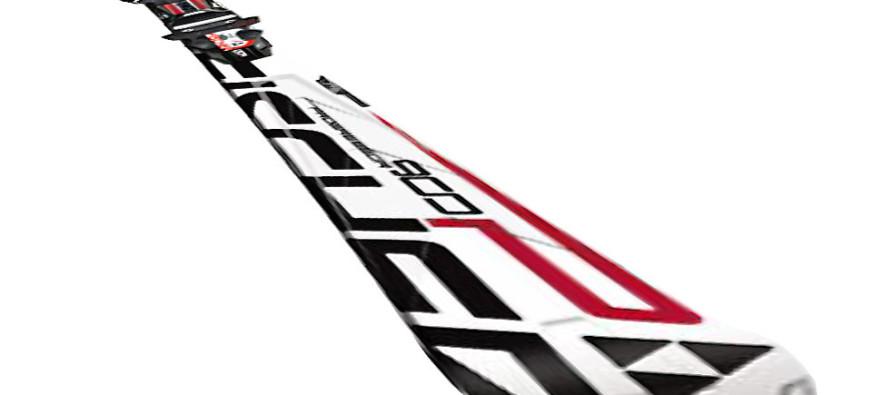 Test Fischer skija