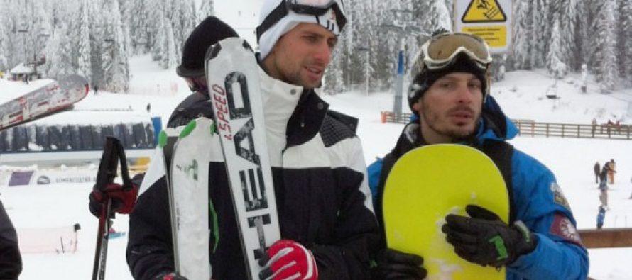 Šeik i Nole prave svetsku ski oazu
