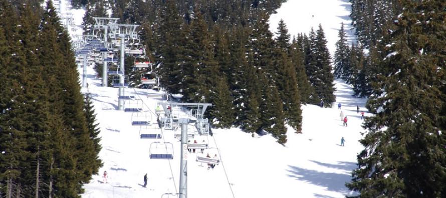 Snega nema – skijanja ima