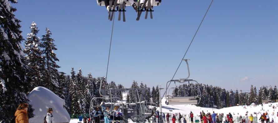 Mart idealan mesec za skijanje