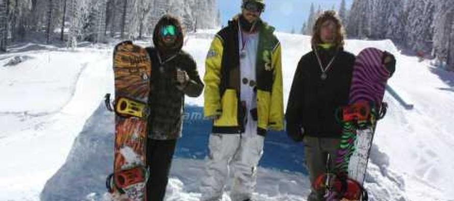 Snowboard državno prvenstvo na Kopaoniku