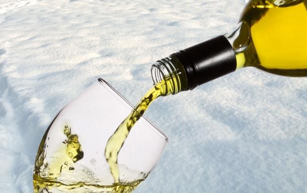 vino sneg