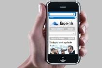 Portal Kopaonik.rs na mobilnim uređajima