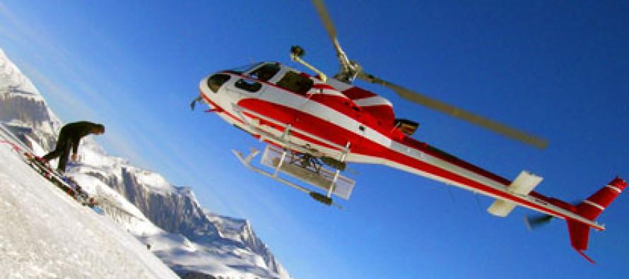 MUP-ov helikopter na usluzi povređenima