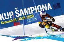 Kup šampiona Kopaonik  – prva trka Alpskog kupa ove sezone