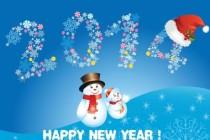 Srećna vam Nova 2014. godina