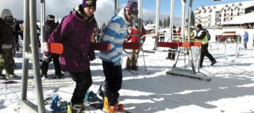 15 000 skijaša u prva 4 dana