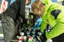 Elan i Volkl ski test na Kopaoniku
