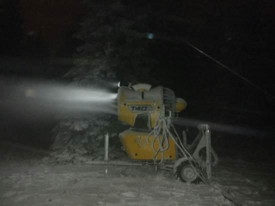 ski cannon kopaonik