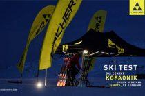 Fischer Ski test na Kopaoniku u subotu 01. februara