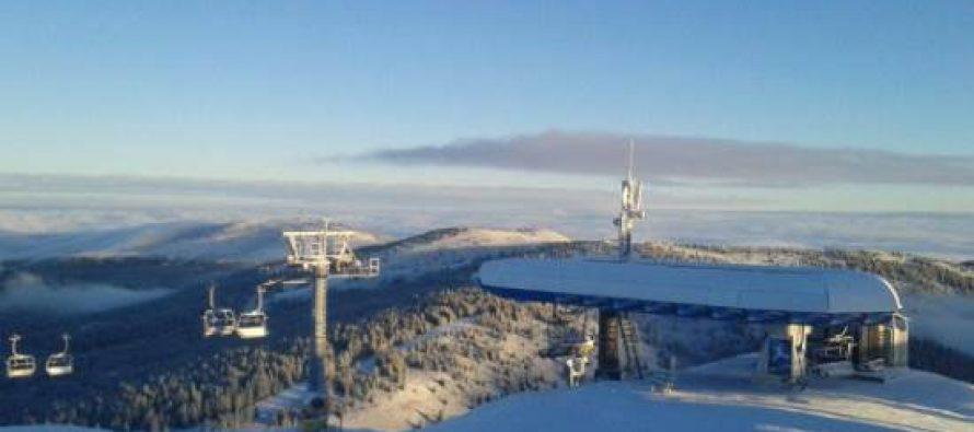 Ponovo pada sneg na Kopaoniku
