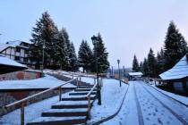 Kopaonik: Nula stepeni i tri centimetra snega