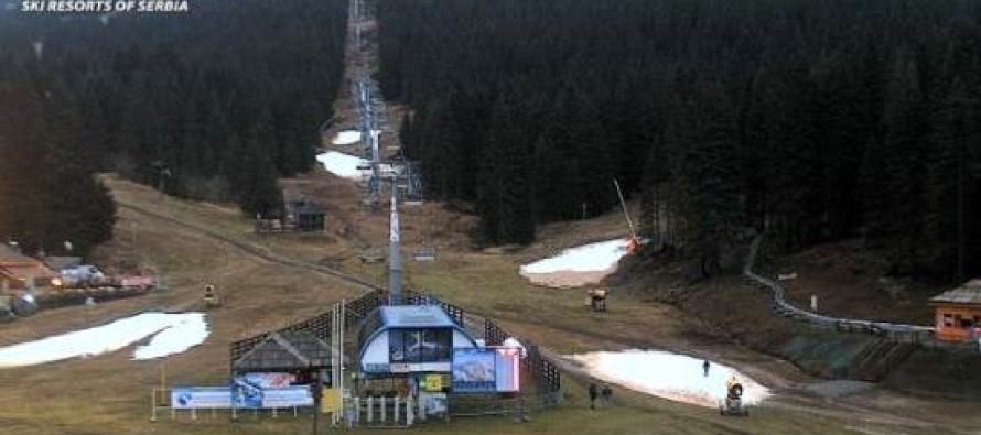 Ski Opening na Kopaoniku bez skijanja