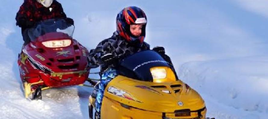 Kopaonik raj za mališane – Od danas i dečije motorne sanke