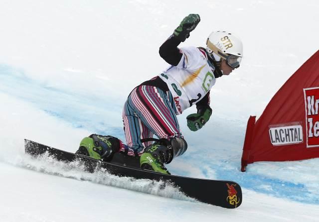 evropa kup snowboard