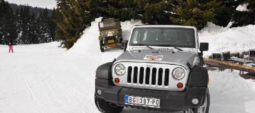 Prva Jeep ski trka ove sezone