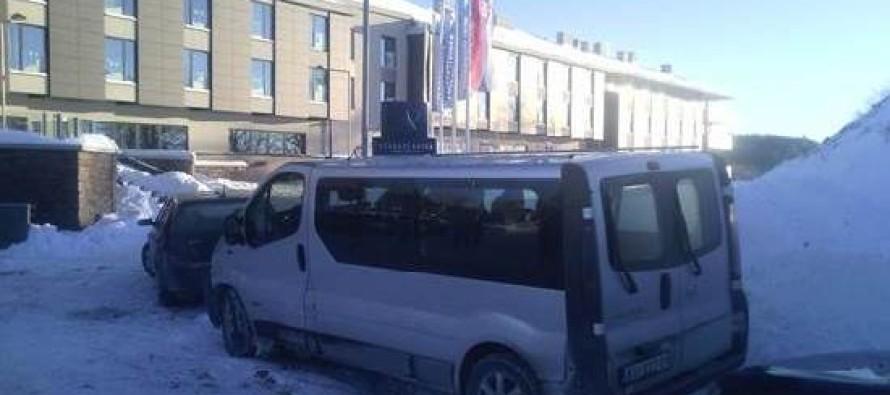 Kombi prevoz do zimskih centara