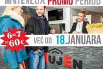 MujEn Lux promotivna ponuda