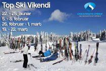 U četvrtak počinje drugi Top ski vikend