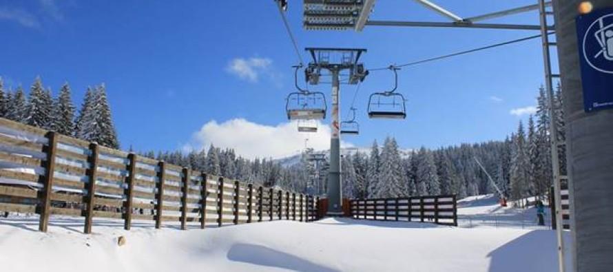 Na Kopaoniku 113cm snega – svi putevi prohodni