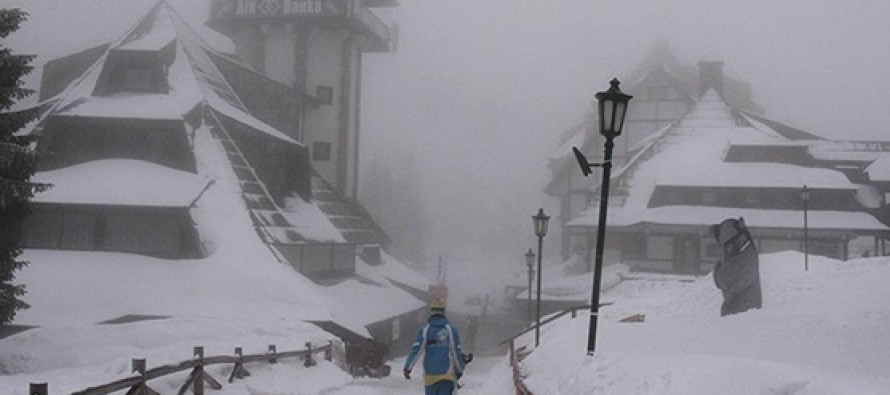 20cm novog snega i četvrti top ski vikend