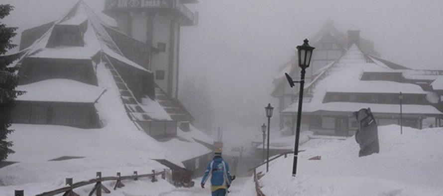 Na Kopaoniku 115 centimetra snega