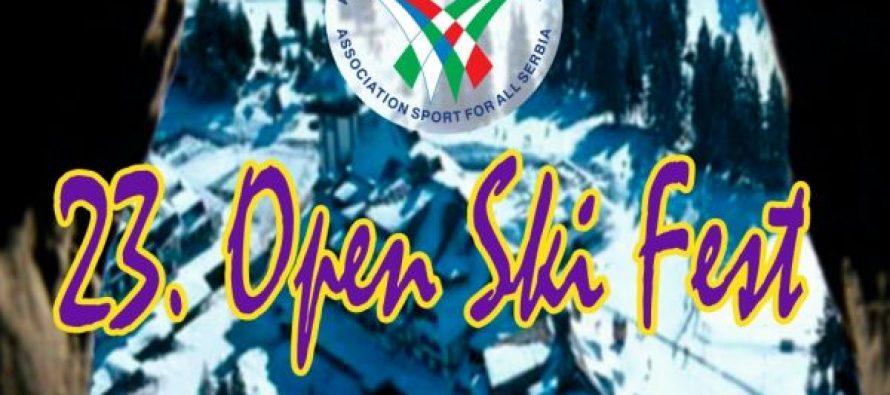 23. Open Ski Fest