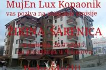 MujEn Lux apartmani domaćin Žikine Šarenice