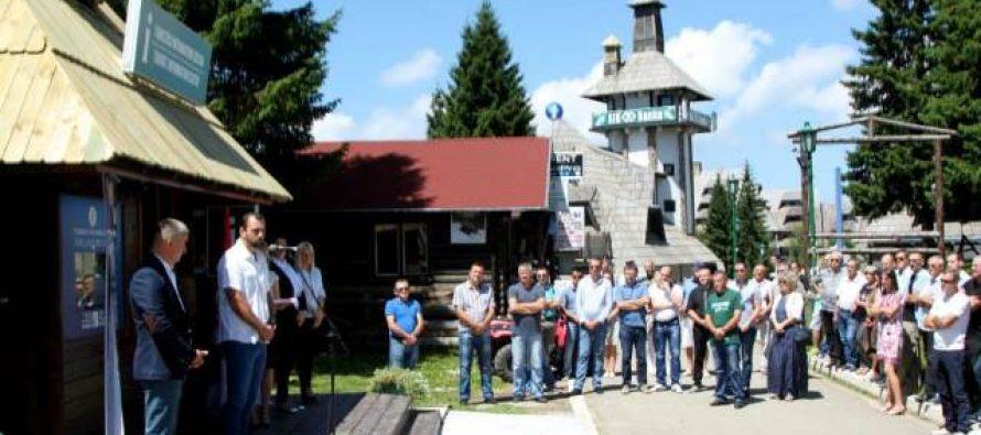 Na Kopaoniku otvoren Turistički informativni centar