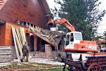 Najava rušenja nelegalnih objekata na Kopaoniku