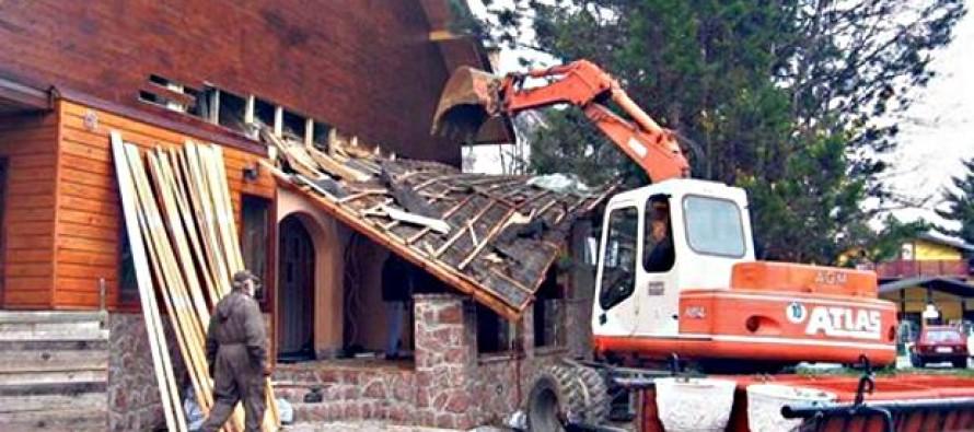 Uskoro rušenje nelegalnih objekata u nacionalnim parkovima