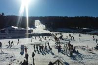 Novih 10cm snega na Kopaoniku