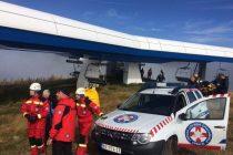 U ski centru Kopaonik održana vežba evakuacije