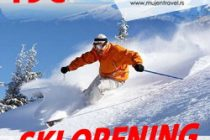 MujEn Lux – tradicionalno otvaranje zimske sezone 2016/2017