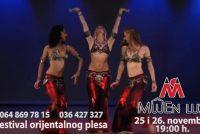 Internacionalni Festival orijentralnog plesa