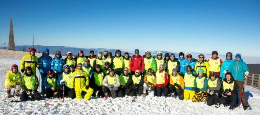 Održan seminar skijanja Gorske službe spasavanja