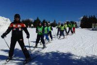 Otkazana Dečija ski trka zbog lošeg vremena