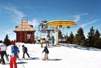 Karaman greben, Malo jezero i Krst otvoreni za Ski Opening