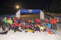 """Održana tradicionalna """"GSS Ski kros 2017"""" TRKA"""
