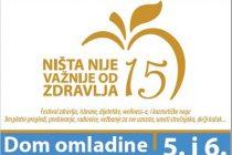 MujEn Lux Kopaonik na Festivalu zdravlja u Beogradu