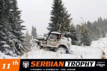 Serbian Trophy na Kopaoniku od 09. do 12. novembra