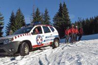 Gorska služba uvežbavala evakuaciju sa žičare